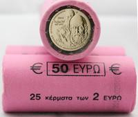 Kreikka 2 € 2014 Theotokopoulos rulla