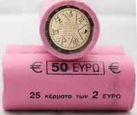 Kreikka 2 € 2014 Jooniansaaret rulla