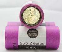 Ranska 2 € 2015 Fete de la Federation rulla