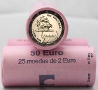 Portugali 2 € 2015 Timor rulla
