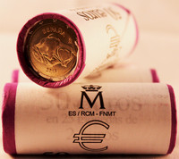 Espanja 2 € 2015 Altamira rulla