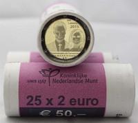 Luxemburg 2 € 2015 Suurherttua Henri 15 v. rulla