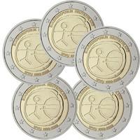 Saksa 2 € 2009 EMU A-J