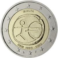 Malta 2 € 2009 EMU