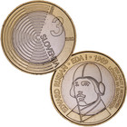 Slovenia 3 € 2009 Edvard Rusjan