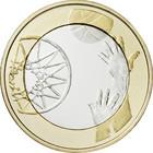 Suomi 5 € 2015 Urheilurahat - Koripallo