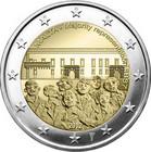 Malta 2 € 2012 Enemmistöedustus 1887 Y- kirjaimella BU