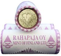 Suomi 2 € 2008 Ihmisoikeudet 60 vuotta rulla