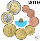 San Marino 1s - 2 € 2019 BU