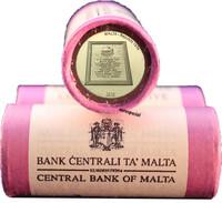 Malta 2 € 2015 Tasavalta rulla