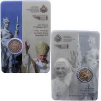 San Marino 2 € 2011 coincard