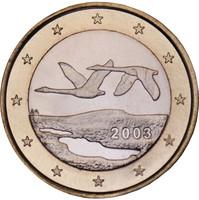 Suomi 1 € 2003 UNC