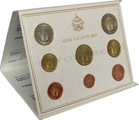 Vatikaani 2005 Sede Vacante MMV BU rahasarja