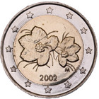 Suomi 2 € 2002 Lakka UNC