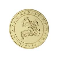 Monaco 10s 2001 Sinetti UNC