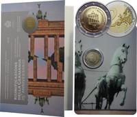 San Marino 2 € 2015 Yhtenäinen Saksa 25 vuotta
