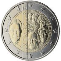 Luxemburg 2 € 2015 Nassau-Weilburg