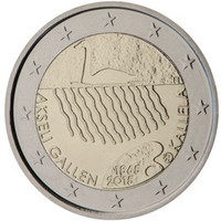 Suomi 2 € 2015 Akseli Gallen-Kallela