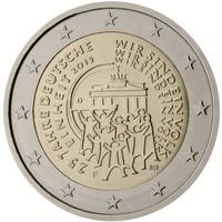 Saksa 2 € 2015 Saksan yhdistymisen 25-vuotisjuhla