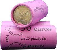Monaco 2 € 2013 YK- jäsenyys 20 vuotta rulla