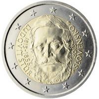 Slovakia 2 € 2015 Ľudovít Štúr