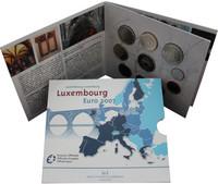 Luxemburg 2007 BU rahasarja
