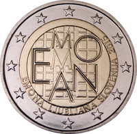 Slovenia 2 € 2015 Emona-Ljubljana