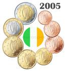 Irlanti 1s - 2 € 2005 UNC