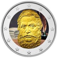 Slovakia 2 € 2015 Ľudovít Štúr väritetty