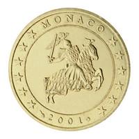 Monaco 50s 2001 Sinetti UNC