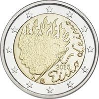 Suomi 2 € 2016 Eino Leino