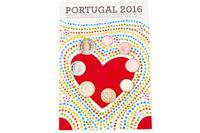 Portugali 2016 FDC rahasarja