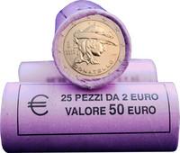 Italia 2 € 2016 Donatello rulla