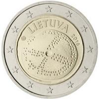 Liettua 2 € 2016 Baltian kulttuuri