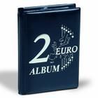 Leuchtturm taskukansio 2 euron kolikoille, 48 paikkaa