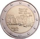 Malta 2 € 2016 Ggantija F-merkinnällä BU
