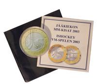 Suomi 5 € 2003 Jääkiekon MM- kisat