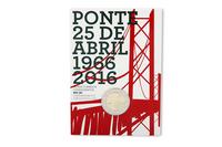 Portugali 2 € 2016  Ponte 25 de Abril- silta 50 v. BU