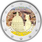 Vatikaani 2 € 2016 Santarmisto 200 v. väritetty