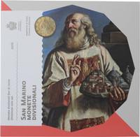 San Marino 2016 BU rahasarja 3,88 €
