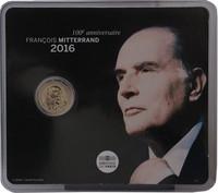 Ranska 2 € 2016 François Mitterrand BU