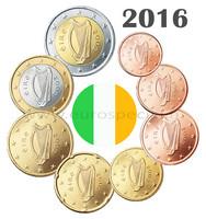 Irlanti 1s - 2 € 2016 UNC