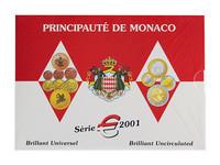 Monaco 2001 BU rahasarja