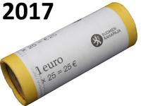 Suomi 1 € 2017 rulla