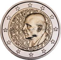 Kreikka 2 € 2016 Dimitri Mitropoulos