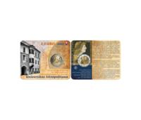 Slovakia 2 € 2017 Universitas Istropolitana coincard
