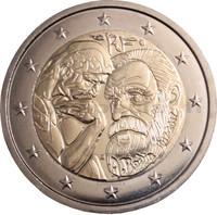 Ranska 2 € 2017 Auguste Rodin