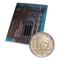 San Marino 2 € 2017 Giotto di Bondone