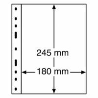 Leuchtturm Optima 1C- välilehti, 10-pack, kirkas