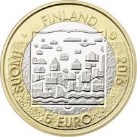 Suomi 5 € 2017 Suomen Presidentit - J.K. Paasikivi